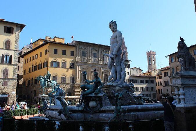 Piazza Della Singoria