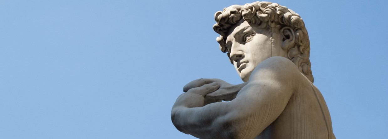 History of the Statue of David